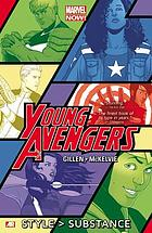 Young Avengers : style> substance