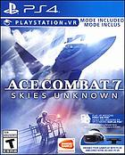 Ace combat. 7, Skies unknown.