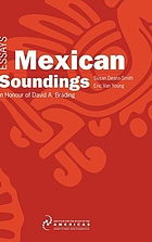 Mexican soundings : essays in honour of David A. Brading