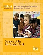 Science units for grades 9-12