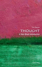 Thought : a very short introduction