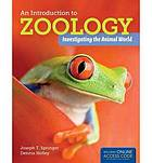 An introduction to zoology : investigating the animal world