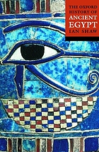 The Oxford History of Ancient Egypt (Ancient Egypt)