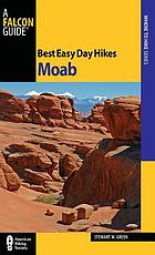 Best easy day hikes. Moab