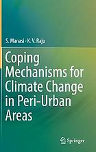 Coping Mechanisms for Climate Change in Peri-Urban Areas