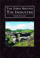 The early British tin industry