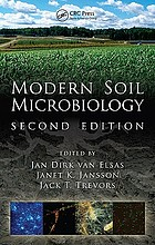 Modern Soil Microbiology, Second Edition.