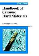Handbook of ceramic hard materials / vol. 1.