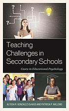 Teaching challenges in secondary schools : cases in educational psychology