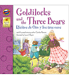 Goldilocks And The Three Bears : Ricitos de Oro y los tres osos.