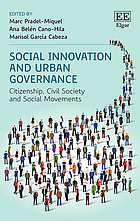 Social innovation and urban governance : citizenship, civil society and social movements