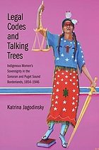 Legal codes and talking trees : indigenous women's sovereignty in the Sonoran and puget sound borderlands, 1854-1946.