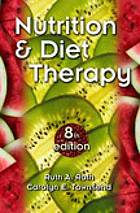 Nutrition & diet therapy