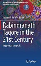Rabindranath Tagore in the 21st century : theoretical renewals
