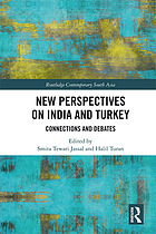 New perspectives on India and Turkey : connections and debates