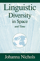Linguistic diversity in space and time