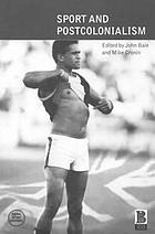 Sport and postcolonialism (eBook, 2003) [WorldCat org]