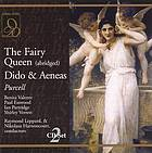 The fairy queen : abridged ; Dido & Aeneas