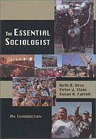The essential sociologist : an introduction