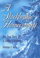 A Stockbridge homecoming : the true story of a family's journey