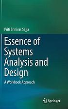 Essence of systems analysis and design : a workbook approach