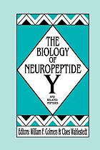 The Biology of neuropeptide Y and related peptides