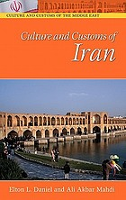 Culture and customs of Iran
