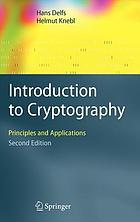 Introduction to Cryptography : Principles and Applications