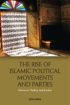 The rise of Islamic political movements and parties : Morocco, Turkey and Jordan