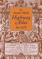 The South-West highway atlas for 1675