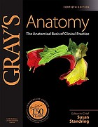 Gray's anatomy : the anatomical basis of clinical practice.