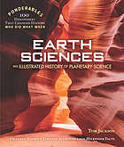 Earth sciences : an illustrated history of planetary science