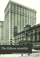 The Edison monthly.