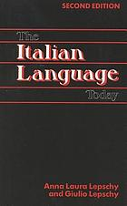 The Italian Language Today.
