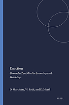 Enaction : toward a Zen mind in learning and teaching