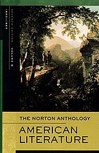 norton anthology of american literature shorter 9th edition vol. 2 1865 to the present