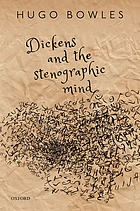 Dickens and the stenographic mind