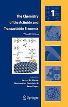 The chemistry of the actinide and transactinide elements.