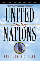 United Nations : a history
