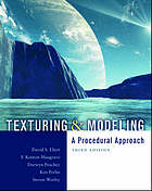 Texturing & modeling : a procedural approach