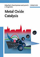 Metal oxide catalysis. V. 1