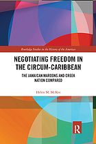 Negotiating freedom in the circum-Caribbean : the Jamaican Maroons and Creek Nation compared