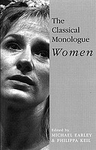 The Classical monologue : women