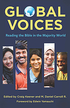 Global voices : reading the Bible in the majority world
