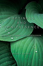 Emptiness and omnipresence : an essential introduction to Tiantai Buddhism