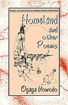 Homeland & other poems