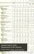 Report of the Department of the Interior ... [with accompanying documents].