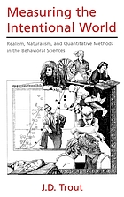Measuring the international world : realism, naturalism, and quantitative methods in the behavioral sciences