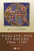 England and its rulers, 1066-1307