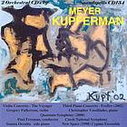 The orchestral music of Meyer Kupferman. Vol. 15.